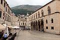 Dubrovnik, palazzo del rettore, esterno 02.JPG