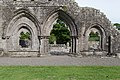 Dundrennan Abbey - view of chapter house elevation.jpg