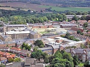 HM Prison Durham - Image: Durham Prison geograph.org.uk 228811