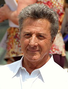 L'actor estatounitense Dustin Hoffman, en una imachen de 2008.