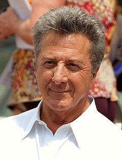 Dustin Hoffman 2008.