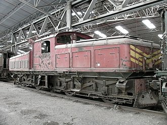 South African Class ES - Image: E518