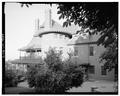EAST SIDE, SOUTH PORTION - Alfred W. McCune House, 200 North Main Street, Salt Lake City, Salt Lake County, UT HABS UTAH,18-SALCI,27-7.tif