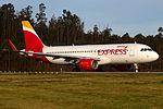 EC-LUS A320 Iberia Express SCQ.jpg