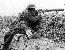 Wanneer begon de eerste wereldoorlog