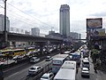 EDSA traffic (Cubao, Quezon City)(2017-12-30).jpg