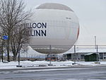 ES-HAL Balloon Tallinn in Winter Tallinn 22 January 2015.JPG