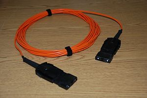 ESCON - ESCON cable with connectors