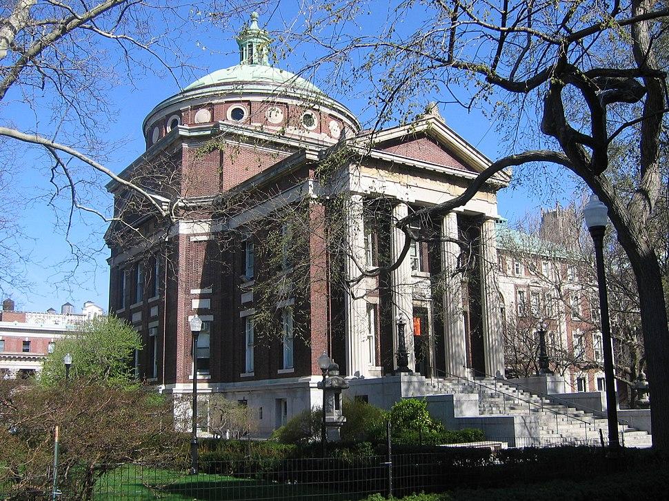 Earl Hall Columbia University NYC