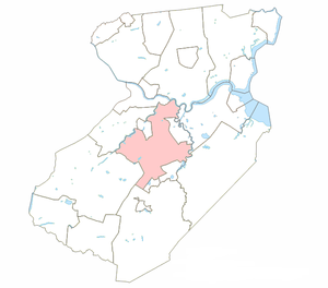 East Brunswick, New Jersey - Image: East Brunswick twp nj