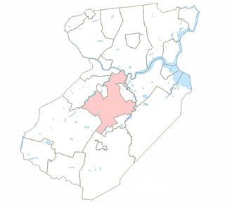 East Brunswick, New Jersey - Image: East Brunswick twp nj