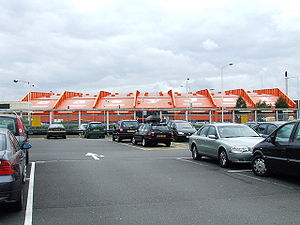 Luton Airport - Hangar 89, easyJet head office