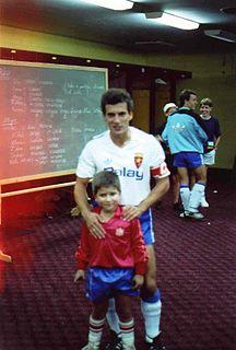 Juan Señor Spanish footballer