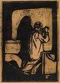 Edvard Munch Old Man Praying Thielska 297M85.tif