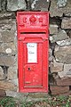 Edward VII post box, Staplow - geograph.org.uk - 1172513.jpg