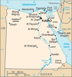 Egyptens nya plagor 3