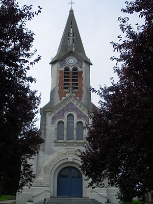 Acheville - The church of Acheville