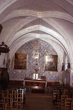 Eglise de Chatel interieur 1969.jpg