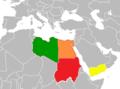 Egypt Libya Yemen Sudan Locator.png