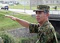 Eiji Kimizuka at Camp Butler 4-1-04.JPEG