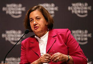 Eileen Claussen American environmentalist
