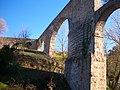 El Pont Nou, aqüeducte, Sant Pere de Riudebitlles, Detalls 26.jpg