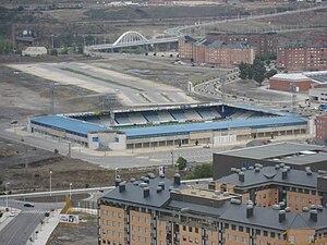Estadio El Toralín - Image: El Toralín