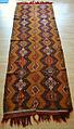 Elaborate Anatolian Nomadic Cicim. Floor loom made. CL Lane Collection.jpg