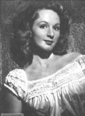 Elaine Shepard - 1945 pin-up photo from Yank