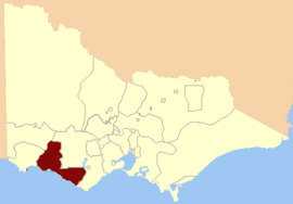 Electoral district of Villiers and Heytesbury, Victoria - 1856.png