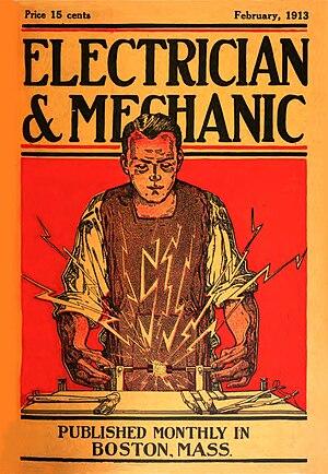 Electrician and Mechanic -  Electrician and Mechanic February 1913