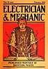 Electrician and Mechanic Feb 1913 Cover