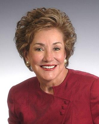 Bob Dole - Dole's wife, former U.S. Senator Elizabeth Dole