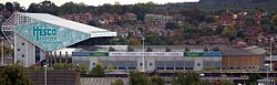 Elland Road Stadium from Wortley.jpg