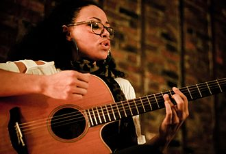 Elle Varner - Elle Varner performing in Brooklyn, New York City on November 16, 2011