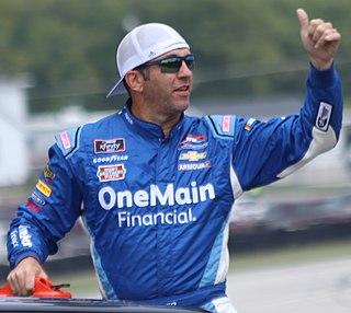Elliott Sadler American stock car racing driver