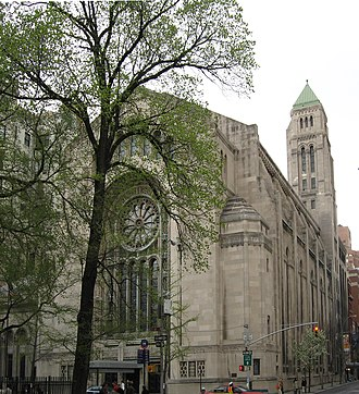 Lilyan Tashman - Synagogue Emanu-El, in New York City, was the site of Lilyan Tashman's funeral.