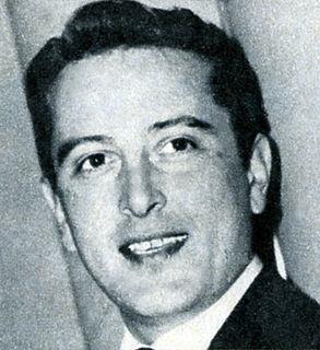 Emilio Pericoli Italian singer