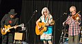 Emmylou Harris and her Red Dirt Boys, 2008.jpg