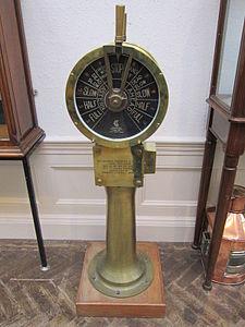 Engine order telegraph, Williamson Art Gallery.jpg