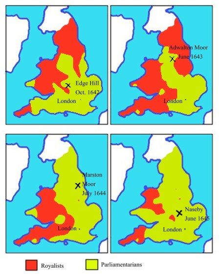 Perang Saudara England