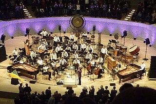 Ensemble Modern band