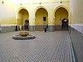 Entrée du mausolée de Moulay Ismail (Meknès, Maroc) (15722802316).jpg