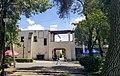 Entrada al ex Convento de Churubusco, hoy Museo.jpg