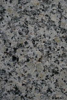 Granit Bestandteile epprechtstein granit