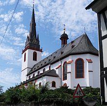 St. Markus (Erbach) - Wikipedia