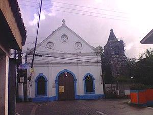 Saint Gregory the Great Parish Church (Majayjay) - Chapel of Nuestra Señora de la Porteria, also known as Ermita