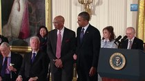 File:Ernie Banks Medal of Freedom presentation.webm