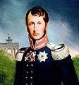 Ernst Gebauer - Portret króla Fryderyka Wilhelma III 1820.jpg