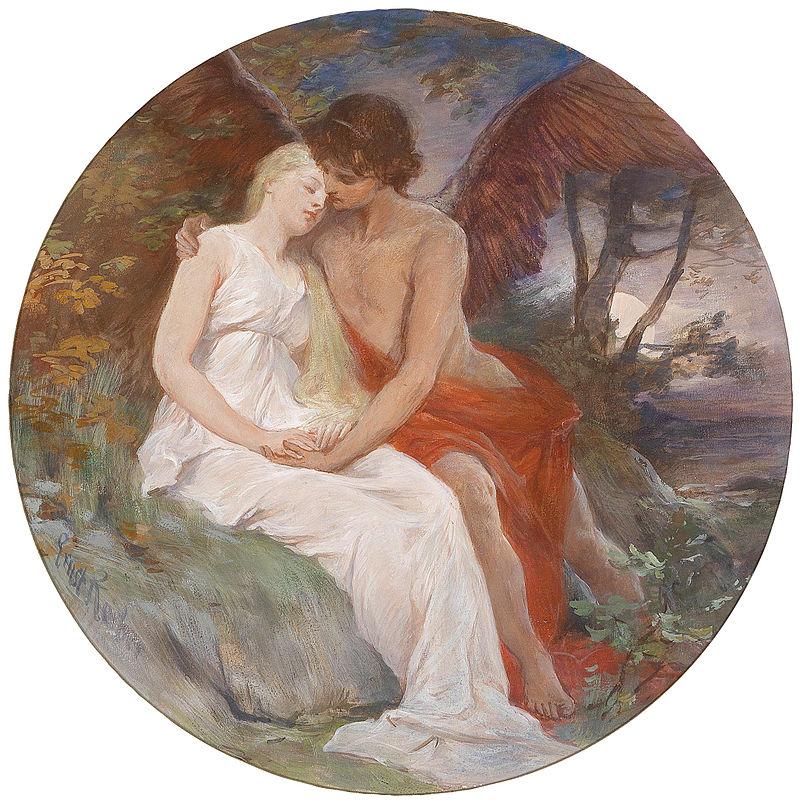 Amor und Psyche